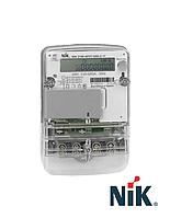 """Электросчетчик однофазный многотарифный HIK 2100 AP2T.1000.C.11 (5-60)А, """"НИК-Электроника"""""""