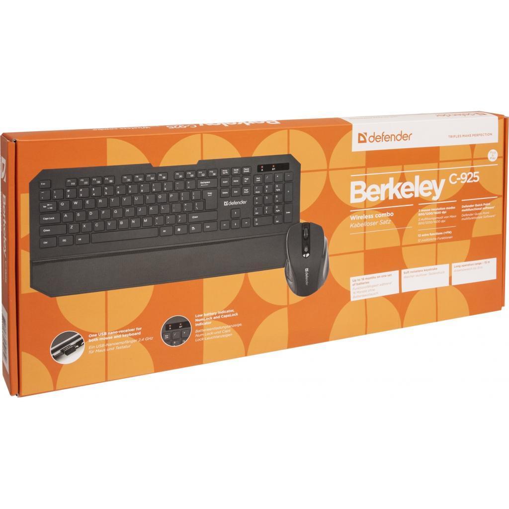 Комплект беспроводной Defender Berkeley C-925 Wireless (45925)