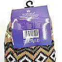 Мужские зимние шерстяные носки Термо на меху, фото 3