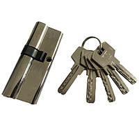 Секрет дверної RZ 35х35, сплав Zn, 70 mm, 5 ключів
