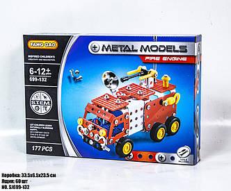 Металлический конструктор SJ699-132