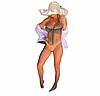Женский купальник раздельный Victoria, фото 2
