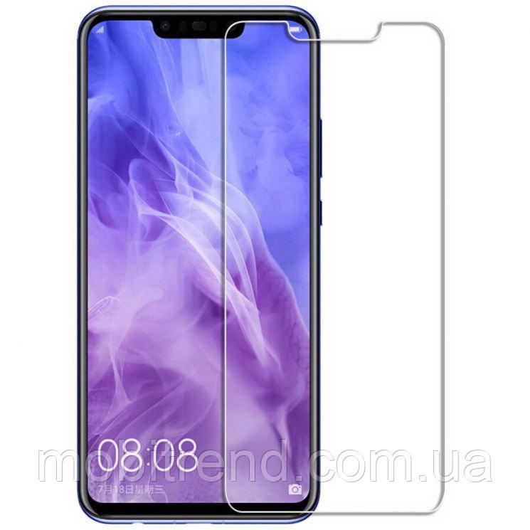 Защитное стекло 2.5D для Huawei P Smart Plus, Nova 3i (2018) (0.3mm, 2.5D, с олеофобным покрытием)