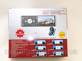 "Автомагнитола Pioneer 4063T Сенсорный Экран 4,1"" Bluetooth, фото 3"