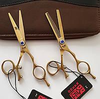 """Профессиональные ножницы для стрижки волос Kasho 6,0"""""""