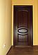 """Дверь межкомнатная глухая новый стиль Фортис """"Овал А """" 60-90 см ясень new, фото 5"""