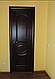 """Дверь межкомнатная глухая новый стиль Фортис """"Овал А """" 60-90 см ясень new, фото 8"""