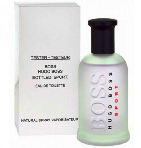 Тестер мужской Hugo Boss Bottled Sport,100 мл