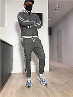 Мужской спортивный костюм ( шерсть)