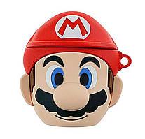 Чехол Super Mario к наушникам Apple AirPods