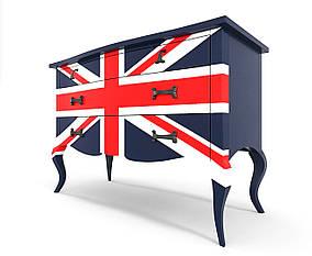 Комод Cox Zick Britain (Comfy-Home ТМ)
