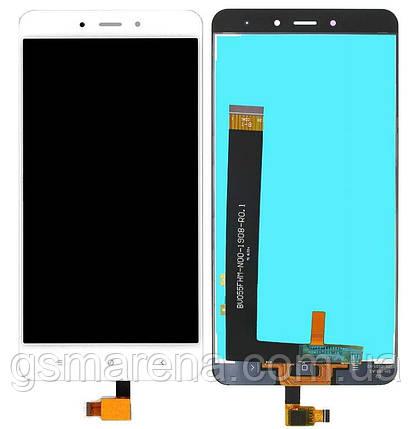 Дисплей (модуль) для Xiaomi Redmi Note 4 Белый, фото 2
