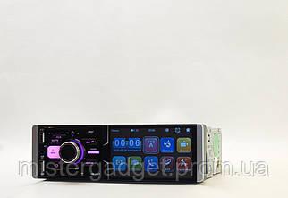 """Автомагнитола Pioneer 4064T Сенсорный экран 4,1"""" Bluetooth подсветка RGB"""