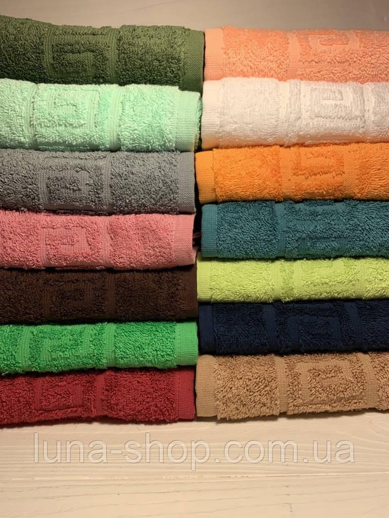 Махровое полотенце 70*140, Туркмения, хлопок 100%