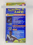 Приманка Воблер светящаяся Twitching Lure поппер для спиннинговой рыбалки - силиконовая приманка, фото 5