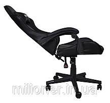 Кресло геймерское Bonro B-2013-2 зеленое, фото 3