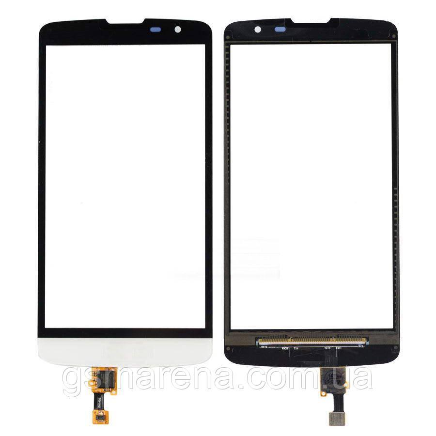Тачскрин (сенсор) для LG D335 L Bello Dual, D331 Белый Оригинал
