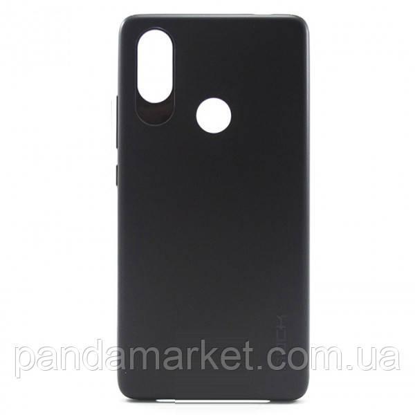 Чехол силиконовый Rock 0.3mm Xiaomi Mi 8 SE Черный