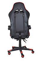 Кресло геймерское Bonro B-2013-1 красное, фото 2