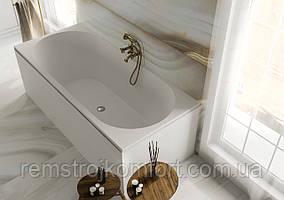 Ванна MIRAGGIO TASMANIA глянцевая с литого мрамора