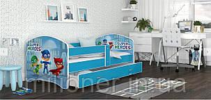 Детская кровать Luki 160х80 (47L), фото 2