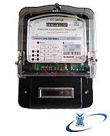 Электросчетчик активной электроэнергии трёхфазный СТЭА12Д 3х220/380В 5(120)А КоммунарСчетМаш
