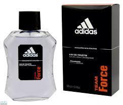Мужская туалетная вода Adidas Team Force