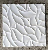 Гіпсові панелі 3D Листя DecoWalls