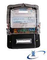 Электросчетчик трёхфазный СТЭА 12ДТ 3х220/380 В 5(10)А трансформаторный КоммунарСчетМ