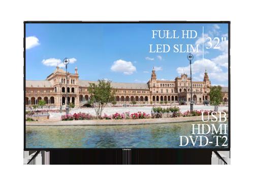 "Качественный Телевизор Liberton 32"" FullHD/DVB-T2/USB"