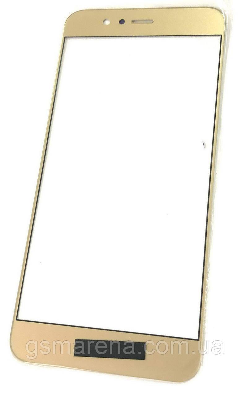 Стекло дисплея для Huawei Nova 2 Plus Золотой (для переклейки)