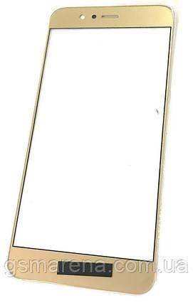 Стекло дисплея для Huawei Nova 2 Plus Золотой (для переклейки), фото 2