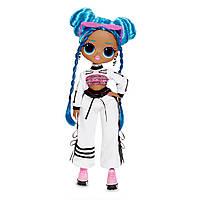 """Ігровий набір з лялькою L. O. L. SURPRISE! серії """"O. M. G"""" S3 - ЛЕДІ-РЕЛАКС (з аксесуарами) 570165"""