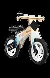 Беговел - велобег Lionelo Willy Air 12 дюймов колеса, фото 2