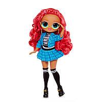 """Ігровий набір з лялькою L. O. L. SURPRISE! серії """"O. M. G"""" S3 - ВІДМІННИЦЯ 567202"""