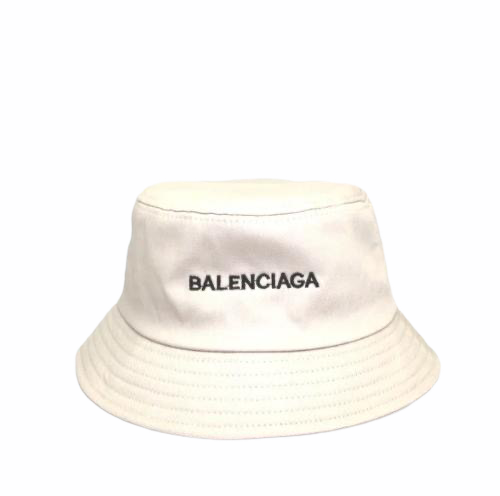 Панама шапка мужская Balenciaga бежевая