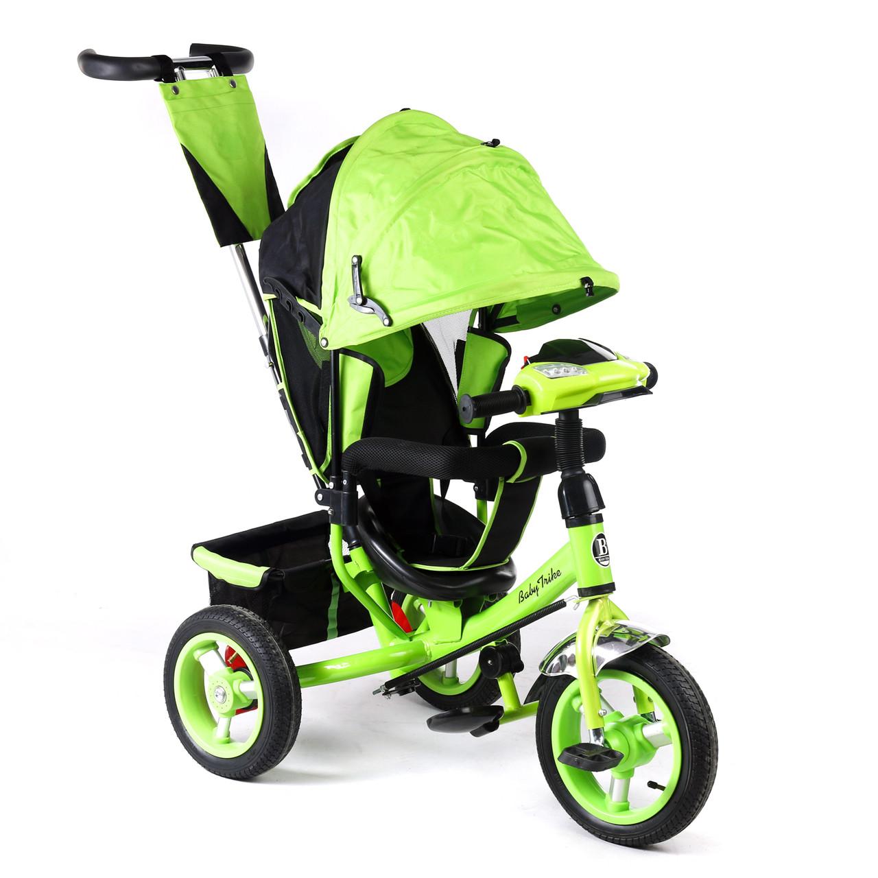 Велосипед триколісний Baby Trike 6588С з ключем запалювання