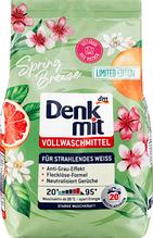 Порошок для стирки Denkmit Vollwaschmittel Spring Breeze,20 пр.