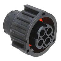 З'єднувач електричний DAF 1343438 на 4 піни TYCO 1-967325-1