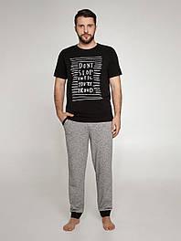 Чоловічий домашній костюм (футболка и брюки) Ellen