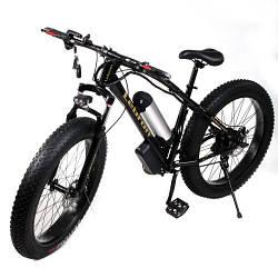 XD04 Велосипед електро 350вт
