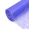 Одноразовые простыни в рулонах 0,6х100 метров 23 г/м2, медицинские, для салонов красоты, темно голубой