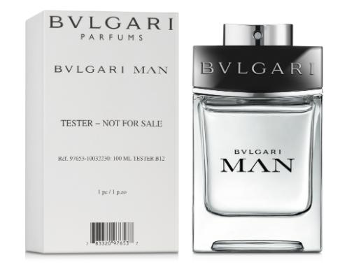 Тестер мужской  Bvlgari Man,100 мл