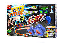 Игровой набор Гоночный трек Монстр TRIX TRUX LED YG11 Светящийся трек (SD 1098102910)