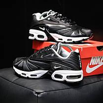 """Кроссовки Nike Air Max TN """"Черные/Белые"""", фото 2"""