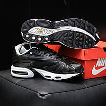 """Кроссовки Nike Air Max TN """"Черные/Белые"""", фото 3"""