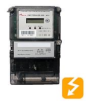 Электросчетчик однофазный активной электроэнергии СИСТЕМА ОЕ-009 NFH 5(60)А Промснабинвест