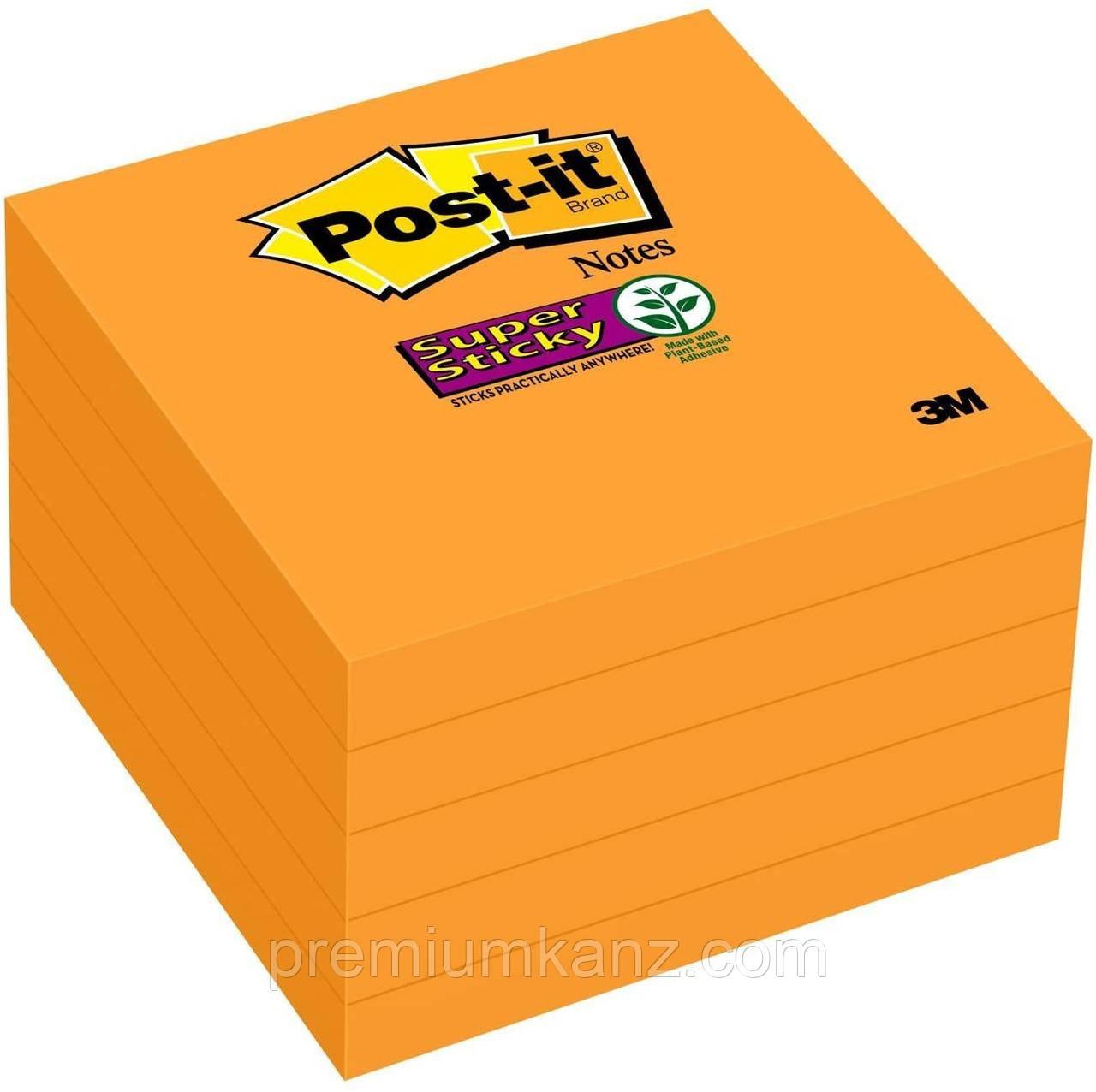 3M Post-It кольорові стікери ( (5 блоків, 450 листів) 654-5SSNO
