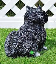 Садовая фигура Кот Чеширский, фото 3