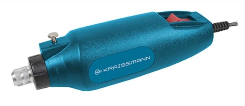 Гравер Kraissmann 12 SGW 10 (12 вольтовый, 10 насадок)